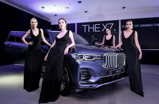 """BMW """"7-Course"""" Gala organized by M Car & Kara5"""
